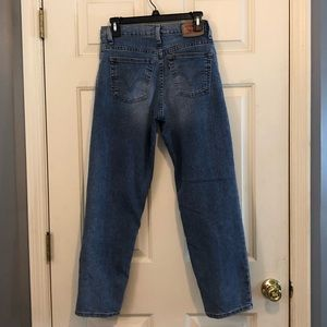 Levi's Mom Jeans Size 8